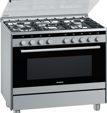 5 Reasons Home Chefs and Pro Choose Open Burners in Cooking Range