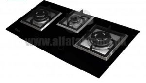 Meet the Rays Built-in Gas Kitchen Hob