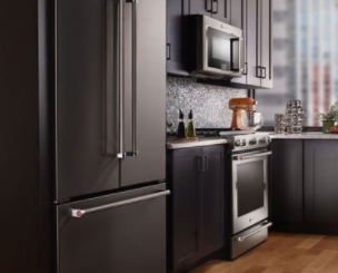 How to Incorporate Rays Black Finish Home Appliances in Your Kitchen?