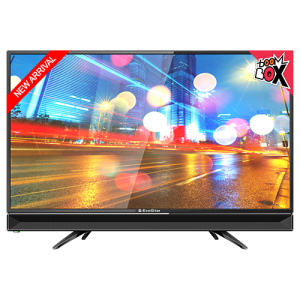 Ecostar 39 Inches HD Ready LED TV CX-39U563