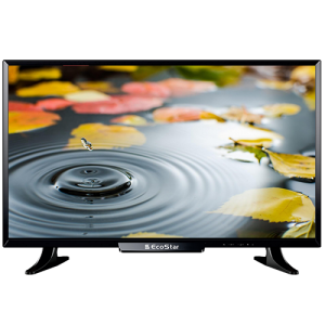 "EcoStar 39"" Slim Panel LED TV CX-39U564"