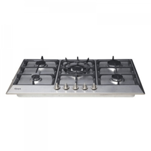 Rays 5 Burners Gas kitchen Hob PFM-950STX-E