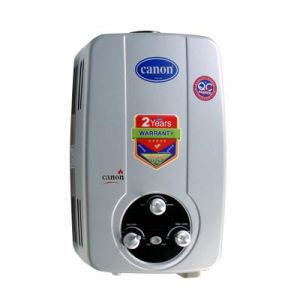 Canon 6 Liter Instant Gas Geyser 16D-Plus DUAL