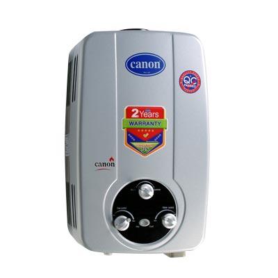 Canon 6 Liter Instant Gas Geyser 16D-Plus DUAL