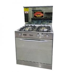 Rays 3 Burners Glass Top Cooking Range 4003