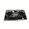 Rays 3 Burners Stainless Steel Kitchen Hob RA-06