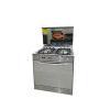 Rays 3 Burners Glass Top Cooking Range 4003