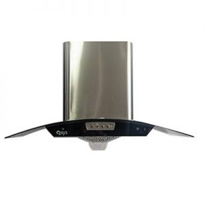 Rays 90cm Wall Mounted Kitchen Hood HA01 SS-90cm