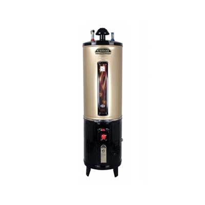 Canon 35 Gallons Gas Water Heater 35G Classic Gold