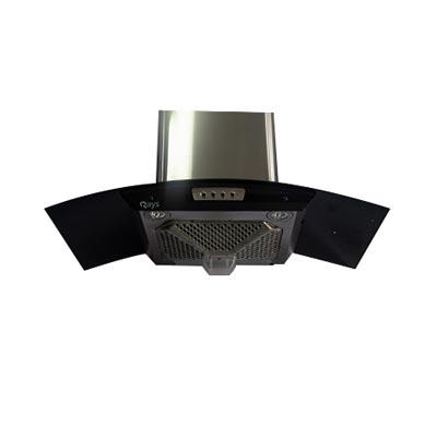 Rays 60cm Wall Mounted Kitchen Hood HA01-60