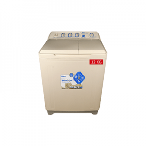 HAIER 12KG TWIN TUB WASHING MACHINE HWM-120AS