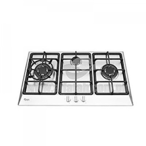 Rays 3 Burners Gas Kitchen Hob PFM930TTX-E