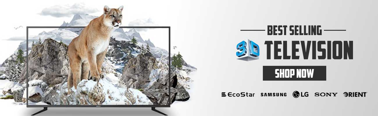 Buy best led TV on cheap rates in Pakistan