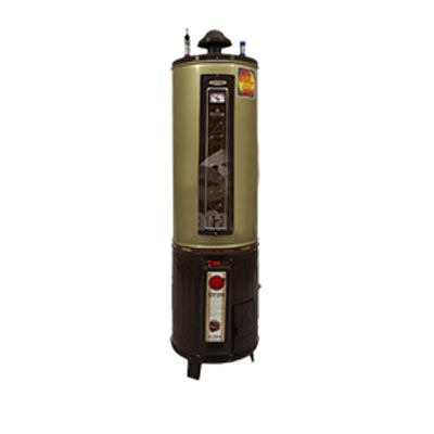 Corona 35 Gallons Heavy Gauge Electric and Gas Storage Geyser