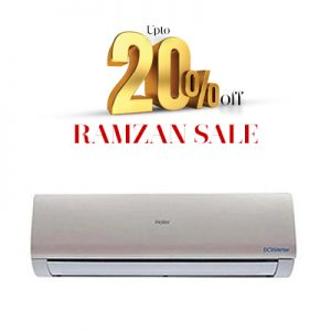 Haier Inverter Air Conditioner 1.5 ton 18HFM