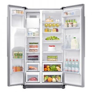 Samsung RS50N3C13S8 Refrigerator side by side