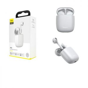 Baseus NGW04-02 Encok Wireless Earphones White