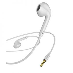 Baseus NGH16-02 Encok 3.5mm Wired Earphone H16 White