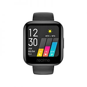 Realme Watch (1.4″) IP68 Water Resistant, 9 Day Battery Life, Bluetooth 5.0