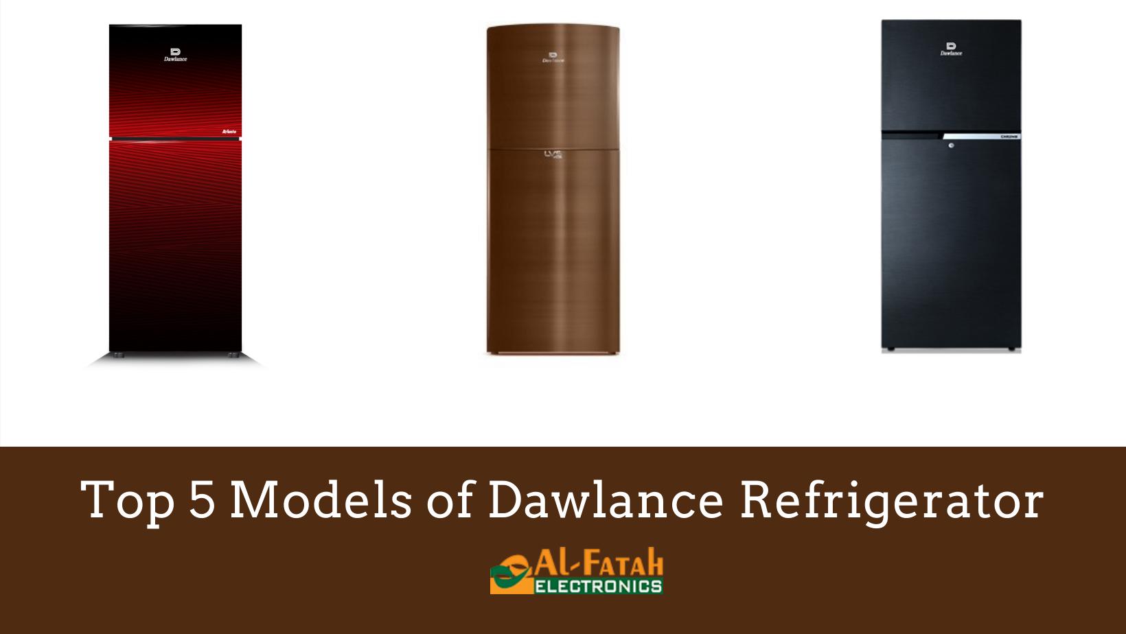 dawlance refrigerator