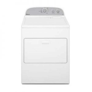 Whirlpool 3LWED4815FW Dryer Front Load