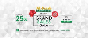grand sales gala